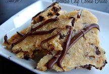 Sweet Cravings / Desserts, desserts, desserts! / by Denise Olson