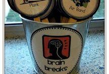 Brain Breaks / by Keri B