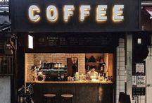 Pastries, coffee shops&teas