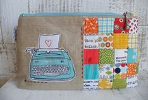 Sewing | Bags, Pouches, Totes / by Keri B