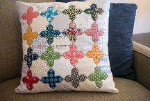 Sewing | Decor, Pillows, Blankets / by Keri B