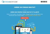 Forumactif.com /  Pour fêter le 10ème anniversaire du site, découvrez le nouveau site de Forumactif!