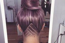 Hair styles and colour ideas