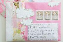 Diy Envelopes letters Ideas