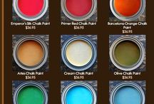 Annie Sloan Chalk Paint / by Homeroad