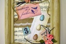 MillieMoo--Handmade In Michigan / Artwork by Cindy Pointe of The Creative Pointe is offered for sale on this blog.