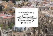 Travel | Planning & Packing