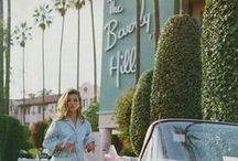 BEVERLY HILLS HOTEL / by Kate Lewis