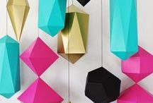 Party Times / Party design ideas, party, parties, vibrant, geometric parties, birthday parties, backdrops, balloons, garlands