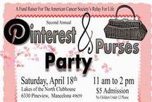 2015 Pinterest & Purses Party