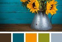 Color Palette - Fall