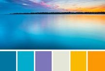 Color Palette - Summer