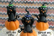 Halloween Crafts, Decor and Recipes / Fun and creative Halloween ideas! / by Lynlee's