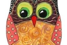 Owls / by Dawn Toms