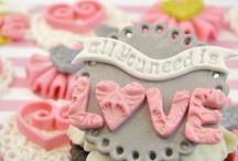 Valentine's Crafts, Decor & Recipes / Creative ideas for celebrating Valentine's Day. / by Lynlee's