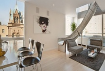 Unusual homes / Fun, imaginative and unusual homes and spaces. / by Yahoo Real Estate