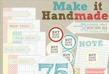 Printables / by Mardesia | Keeping Your Cents