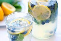 Recipes ~ Beverages & Cocktails