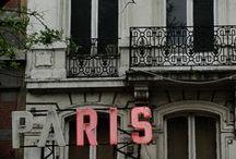 .paris / by victoria lópez