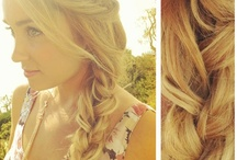 Hair styles / by Becky
