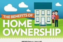 Home Ownership - The American Dream / Home ownership is part of the American Dream! Here are some tips, news and graphics about the benefits of becoming a homeowner. You can learn more about building your dream home in Florida at http://www.highlandhomes.org/news/.