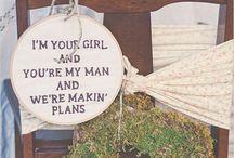 Makin' Plans / by Virginia Parker