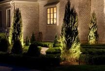Landscape Lighting / Exterior Lighting / by CADdetails