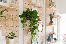 DIY // Decor / DIY's, tutorials and ideas for a handmade & homemade decor