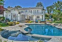 Celebrity Homes / See how the stars live -- and maybe find some inspiration for your own home. / by Yahoo Homes