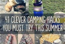Camping Ideas  / the great outdoors