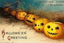 Halloween / by Cecily VanPuyvelde