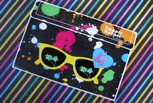 80's Party Inspiration / Totally rad 1980's party ideas and inspiration!