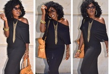 Fashionista / by Shenita (World Travelista)