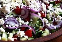 Nom Nom Nom - Verduras / Vegetarian Yum / by Amy Lee