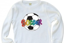 Soccer Clothing and Accessories / by LikeWear Kids' Clothing & Accessories