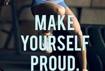 Fitness , Workout Wear ,  & Motivation / by Christine Fick