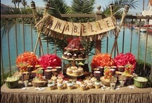 Luau Party Inspiration / Inspiration and ideas for your next luau party! / by Lynlee's