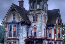 Old abandoned Houses & Buildings / by Christine Fick