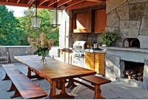 Indoors Meet Outdoors / Blurring the Lines: Bringing the Indoors Out & the Outdoors In.