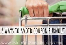 From Meredith to Couponing / Tips to save money on everything from groceries to home expenses to clothing.
