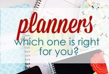 Perfect Planners / Looking for ideas or inspiration on how to use your Filofax, Erin Condren, Happy Planner or Plum Paper Planner to keep your sanity?  Wanting free printables, cute stickers or DIY dividers to stretch your planner budget?  Interested in how to use your planner most effectively?