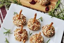 Recipes ~ Appetizers, Dips, & Snacks
