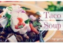 Recipes ~ Soup & Stews