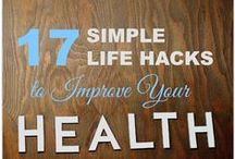 Health & Fitness / Getting healthy is hard, but here are tips, tricks, workout regiments and helpful ways to getting healthy. / by Mardesia | Keeping Your Cents