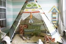 TEEPEES & TENTS