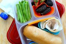 Get In My Belly - Lunch Box Ideas / by Sparky Under Wraps