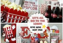 Movie Night & Oscar Party Inspiration / by Lynlee's