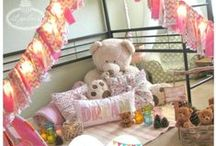 Glamping Party Ideas & Inspiration / by Lynlee's