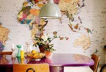 Hostels Around the World / Beautiful hostels of the world.