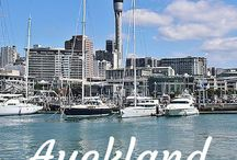 AUCKLAND AND NEW ZEALAND / Awesome country and city with lots of memoires